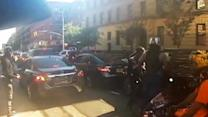 Police Analyzing Video of Road Rage Incident Involving Motorcycle Group in NYC