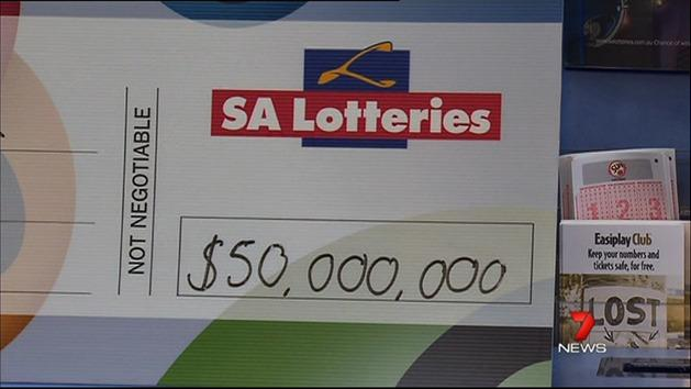 Costly win for lucky lotto man