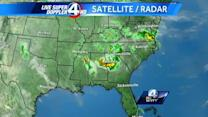 Keisha's Saturday Forecast 5-18-13