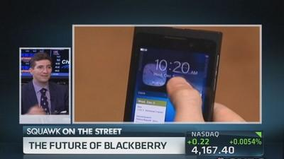 Berman: BlackBerry to be bought in 2014