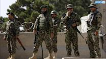 One Dead, 14 Wounded In Afghan Training Academy Attack