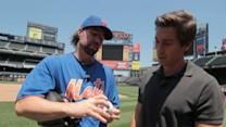 R.A. Dickey Breaks Down His Knuckleball