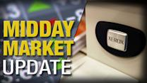 Midday Report: Xerox Spikes on Icahn Stake; Stocks Are Lower