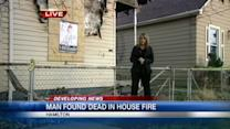 Man killed in Hamilton house fire