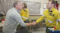 Help on the way for Saskatchewan firefighters