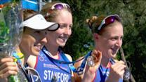 Triathlon - World Series : 1e titre pour Stanford