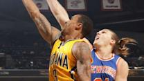 Knicks vs. Pacers