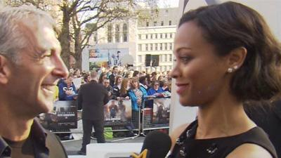 'Star Trek Into Darkness' London Premiere