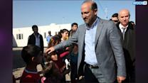 Obama Meets With Syria Opposition Leader