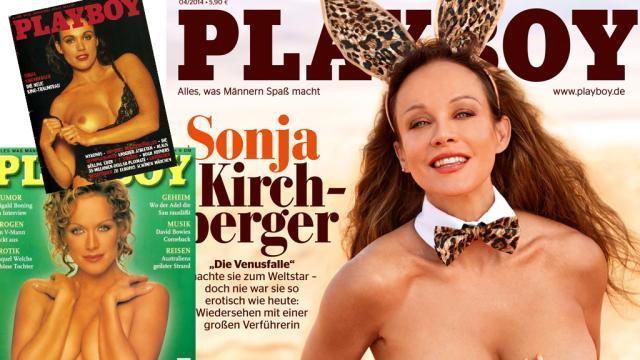 """Nackt sonja kirchberger jung """"Dschungelcamp"""": So"""