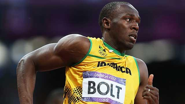 Bolt on cusp of difficult 100-200 double