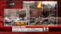 Those Injured In East Village Explosion Treated At Bellevue Hospital