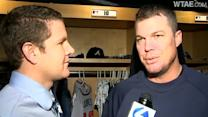Chipper Jones talks growing up a Steelers fan, playing at Three Rivers