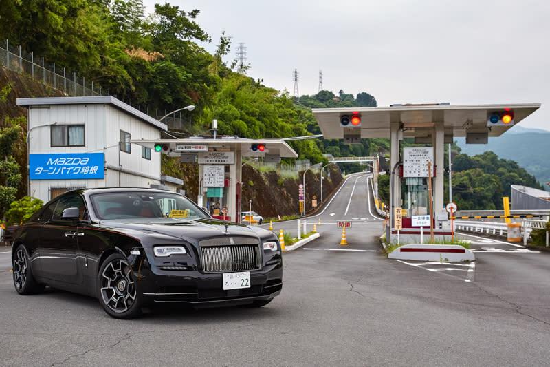 第二天試駕目的地,箱根收費道路Mazda Turnpike,素有日本Nurburgring之稱。