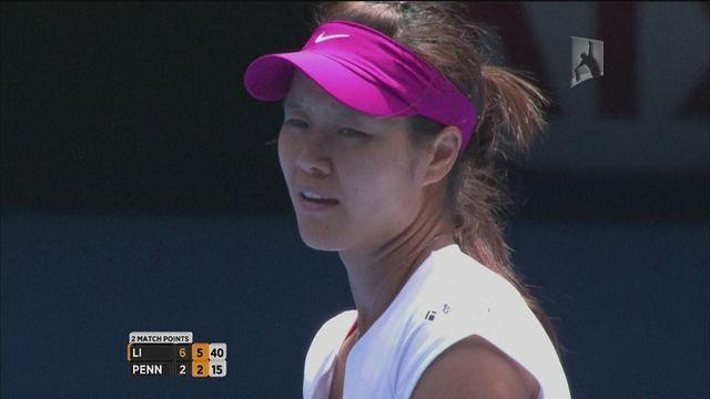 Australian Open: Li Na through to semi finals