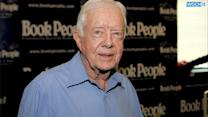 Jimmy Carter Calls For Recognizing Terror Group Hamas