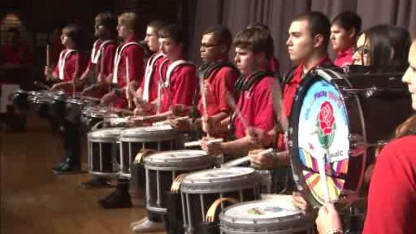 HS band from Ocean County to play at inauguration