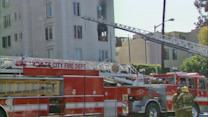 'Twilight' actress Ashley Greene's condo catches fire