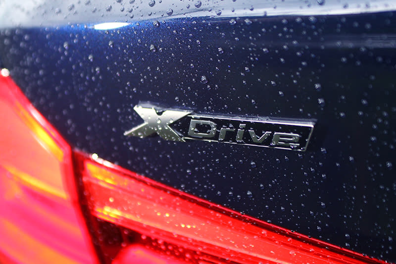 xDrive四輪驅動系統也是讓M550i xDrive靈動的關鍵因素。