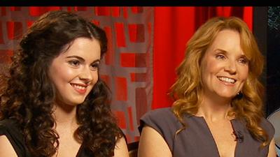Vanessa Marano And Lea Thompson Talk ABC Family's 'Switched At Birth'