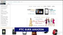 FTC Sues Amazon