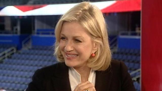 Diane Sawyer Discusses Trip Around Tampa for RNC Convention