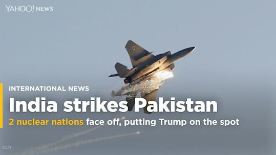 Trump Must Act as India Launches Surgical Airstrikes on