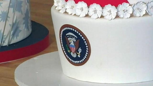 'Ace of Cakes' Makes Inauguration Cake for President Obama