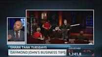 FUBU founder on 'Shark Tank' success