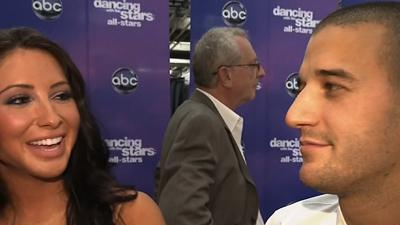 'DWTS' cast on dream dance partners