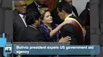 United States News - Evo Morales, ADP, Barack Obama