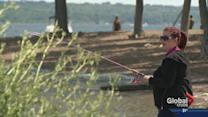 Experts say low water level could impact fishing in Sass
