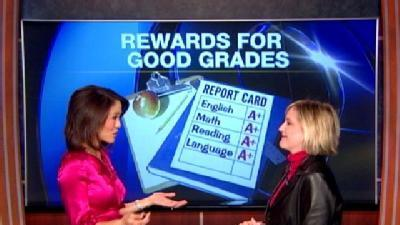 Kids Can Earn Free Stuff For Good Grades