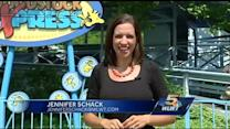 A Kid Again teams up with Kings Island to give kids with illnesses a day at the park
