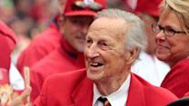 Hall of Famer Stan Musial Dies at Age 92