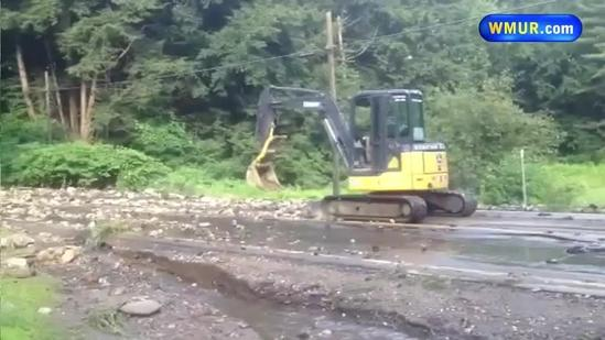 Clean up underway after flooding in Westmoreland