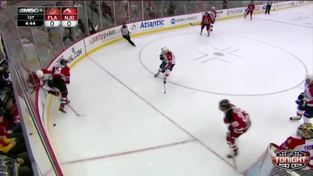Florida Panthers at New Jersey Devils - 01/11/2014
