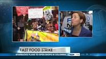 Fast Food Workers Strike Back On