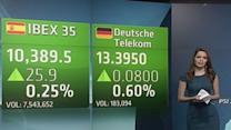 Europe opens higher; oil and ruble rebound