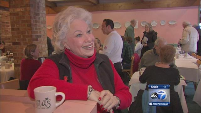 Chicago's 'Breakfast Queen' Ina Pinkney serves last meal at Ina's