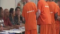 Lerdo re-entry fair gives inmates a second chance