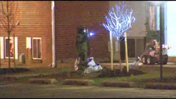 Explosive device found in Del. apartment