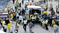 Marathon witness heard two explosions: 'bang-bang'