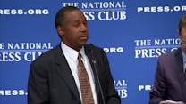 Carson defends stand on guns and Holocaust