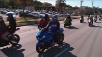 'Chucktown Shutdown': Tense Standoff Between Bikers, Cops