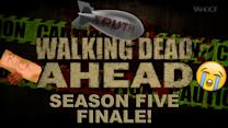 Walking Dead Ahead, Season Five Finale!