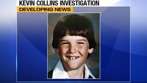 Person of interest named in Kevin Collins case