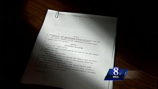 York lawmaker offers solution to pension problems