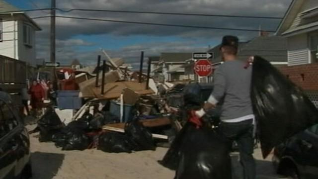 Superstorm Sandy Recovery: ABC Helps Family Rebuild