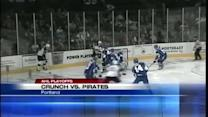 Pirates season over after overtime loss
